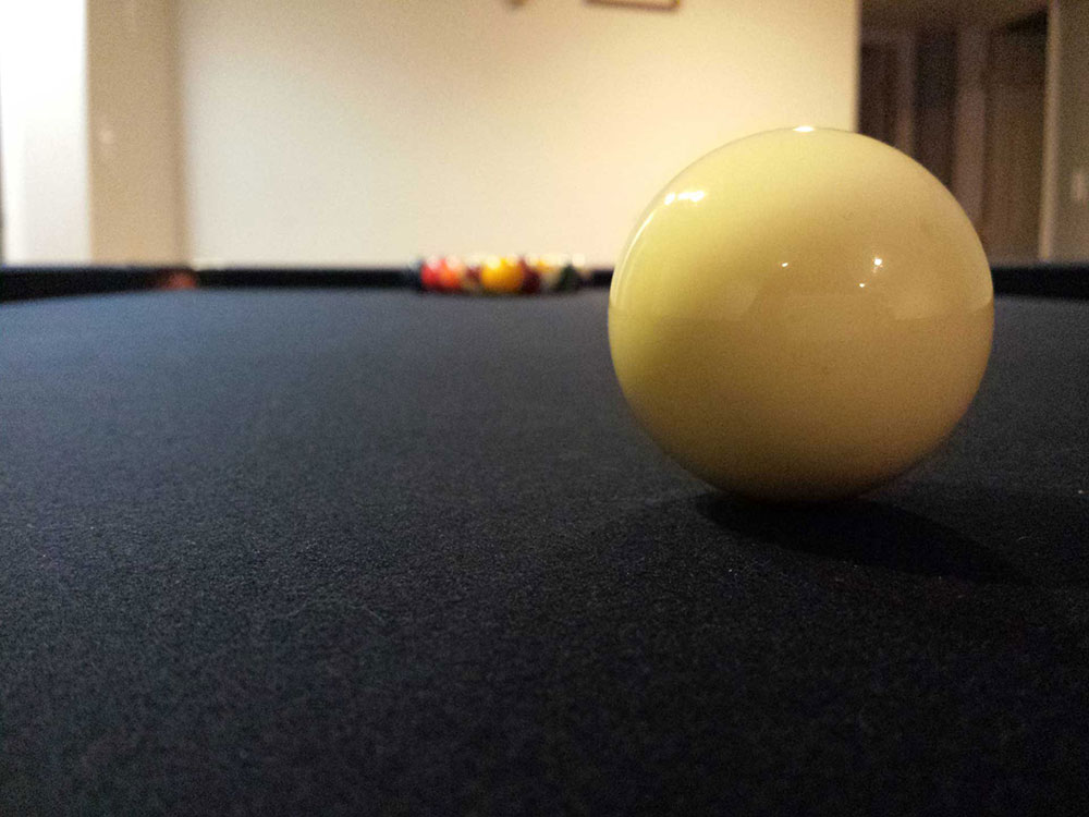 Pool table recovering in Tennessee, Memphis
